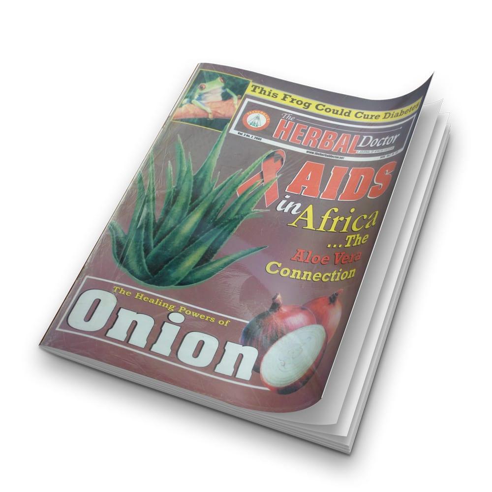 Paxherbal magazine (Onion) product image